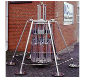 Multi-corer sampler